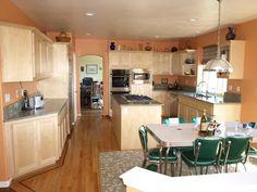 North County Kitchens, Petaluma, CA, Maple Cabinet Reface in Petaluma, CA