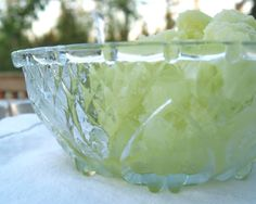 The Alchemist - Honeydew Ice - An incredibly refreshing dessert that only has a few ingredients and doesn't need any special equipment to make!