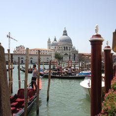 Gondolas! Venice, Italy