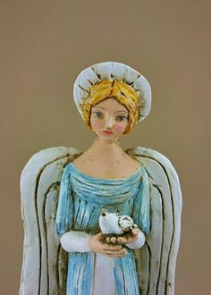 1000 images about handmade angel on pinterest angel