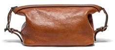 The Dopp Kit takes its name after its inventor, Charles Doppelt, a leather craftsman and immigrant to the United States. The toiletry bag gained prevalence after being issued to millions of American military recruits during World War II. After the war, these roomy grooming cases continued to find favor among soldiers and civilian men and women alike.