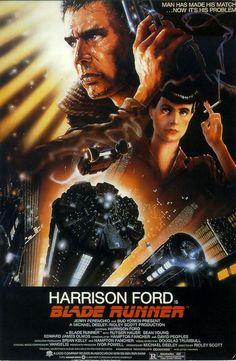 Blade runner de Ridley Scott (1982) (DVD FILATURE)