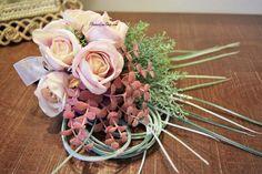 Vintage Roses Mini Bouquet