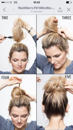 Day hair style