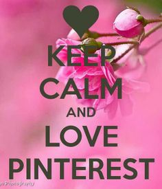 always pinterest.