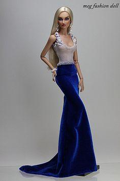 New outfit for Kingdom Doll / Deva Doll / Modsdoll / Numina /18 | by meg fashion doll
