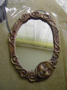Arc Mirror, Furniture, Home Decor, Homemade Home Decor, Mirrors, Home Furnishings, Interior Design, Home Interiors, Decoration Home
