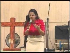 Missionária Camila Barros - A morte não é o fim, há esperança - YouTube