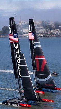 Oracle Team USA 2013