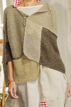 Реставрация и переделка шерстяных свитеров