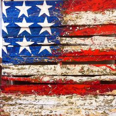 there's nothing any better than having this painted somewhere on our land - we actually had ours painted on the side off one of the barns - God bless America & God bless the country girl & boy & their family I Love America, God Bless America, Star Spangled Banner, Let Freedom Ring, Old Glory, First Nations, Red White Blue, American Flag, American Pride