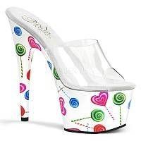 Pleaser Lollipop Shoes