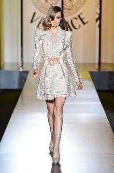 Défilé Versace Automne-hiver 2012-2013