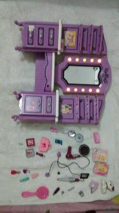 Salão completo da Barbie