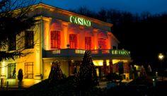 Restaurant situé au premier étage du Casino Le Lyon Vert