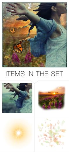 """""""FREE"""" by ni-ke ❤ liked on Polyvore featuring art"""