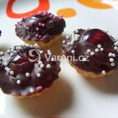 Máslové těsto s vůní pomeranče recept - Vareni.cz Muffin, Pudding, Breakfast, Advent, Morning Coffee, Custard Pudding, Muffins, Puddings, Cupcakes