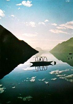 Lago di  Como  Comersee  Lake of Como
