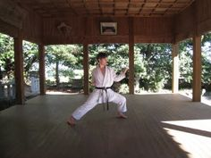 Outdoor Gym, Outdoor Workouts, Outdoor Rooms, Meditation Garden, Meditation Space, Martial Arts Gym, Karate Dojo, Backyard Gym, Outside Living