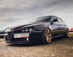Alfa 159, Alfa Alfa, Alfa Romeo Brera, Alfa Romeo 156, Alfa Romeo 159 Sportwagon, Japanese Sports Cars, Sports Wagon, Car Tuning, Exotic Cars