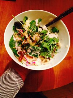 Hand pressed umeboshi cabbage and sunflower seed dill dressing