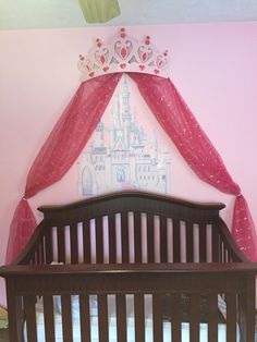 Features:  -Charming princess castle wall decal is the perfect choice for your own little princess.  -Decal can be repositioned at any time.  -Never leave behind any sticky residue if removed.  -Castl
