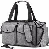 CoolBell Baby Diaper Bag With Insulated Pockets Nappy Bag Multi-functional Baby Accessories Shoulder Bag Include Changing Pad Dad Diaper Bag, Best Diaper Bag, Diaper Bag Backpack, Buy Backpack, Tote Bag, Nappy Changing Bags, Baby Changing Pad, Shoulder Handbags, Shoulder Bag