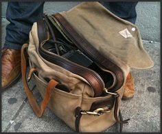 Filson Briefcase Computer Bag, looks now and will stand the test of time!