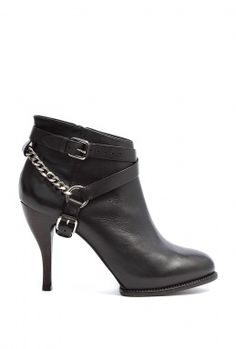 Brogued Ankle Boots by McQ Alexander McQueen