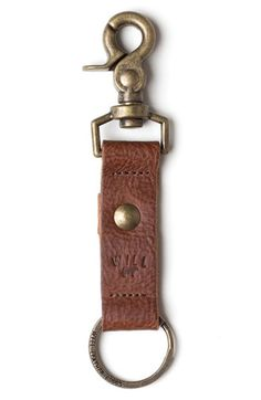 Will Leather Goods 'Wren' Key Chain | Nordstrom