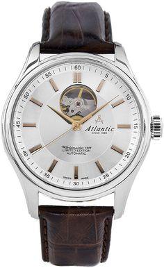 Zegarek męski Atlantic Seria Limitowana 52757.41.21R - sklep internetowy www.zegarek.net