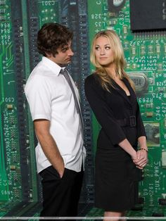 Zachary Levi, Yvonne Strahovski - Chuck Promo Season 1