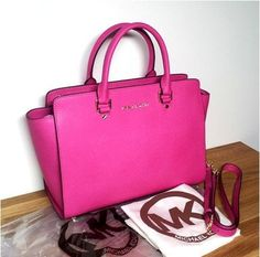 3f514f86d013 My next summer bag....Michael Kors Mk Large Selma Crossbody Tote Zinnia.  Tradesy