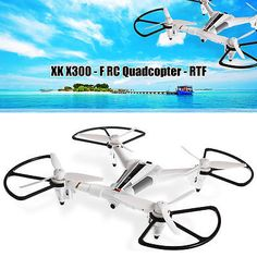 Рriсе - $130.49. XK X300 - F 2.4GHz 8CH 720P HD RC Quadcopter Drone 5.8G FPV 6-Axis Gyro RTF Toy ( Brand - XK, MPN - FLA-203445601-US, Color - WHITE, Type - Quadcopter, Model - X300 - F, Features - 5.8G FPV,Radio Control, Motor Type - Brushed Motor, Night Flight - Yes, Built-in Gyro - 6 Axis Gyro, Kit Types - RTF, Level - Intermediate Level, Remote Control - 2.4GHz Wireless Remote Control, Channel - 8-Channels, Mode - Mode 2 (Left Hand Throttle), Radio Mode - Mode 2 (Left-hand Throttle)…