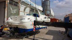 Transporte privado náutico, nunca te decepciona. | Gruas y transportes Alfonso Romero