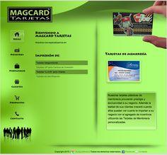 Magcard Tarjetas
