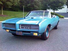 1969 Pontiac GTO Convertible Pontiac Gto 1969, 1969 Gto, Pontiac Gto For Sale, Chevrolet Camaro, Best Muscle Cars, American Muscle Cars, Mustang Cars, Ford Mustang, Convertible