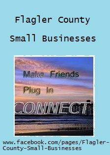 There's even a Facebook page dedicated to helping small businesses! You can post your news, specials, and connect with other businesses on Facebook! www.facebook.com/pages/Flagler-County-Small-Businesses www.rmflagstaff.com