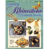 Collecting Rhinestone Colored Jewelry