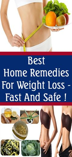 Best Home Remedies for Weight Loss | Posted by: AdvancedWeightLossTips.com