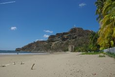 San Juan del Sur Beach and the Statue of Christ