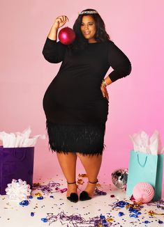 Plus Size Fashion - Garnerstyle for Rebdolls, plus size clothing line