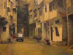 Ishraq ii, Canvas Print