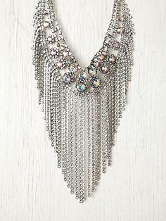 Anoushka Fringe Necklace. http://www.freepeople.com/whats-new/anoushka-fringe-necklace-26722884/
