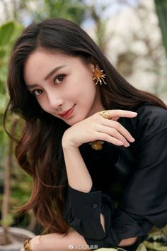 Korean Beauty Girls, Pretty Korean Girls, Asian Beauty, My Beauty, Beauty Women, Beauty Hacks, Asian Woman, Asian Girl, Face Proportions