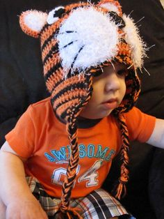 I wrote this because I needed a hat for a newborn and a 6-12 month infant. The 3-6 month size was created out of that, since I passed the si...