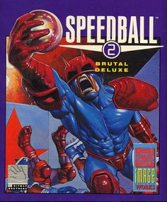 Speedball 2 - Brutal Deluxe (The Bitmap Brothers, 1990)