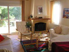 A Greek living-room