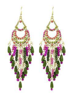 Bohemian Chandelier Earrings | Home Goods Galore
