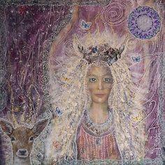 priestess of Avalon by Lilaviolet